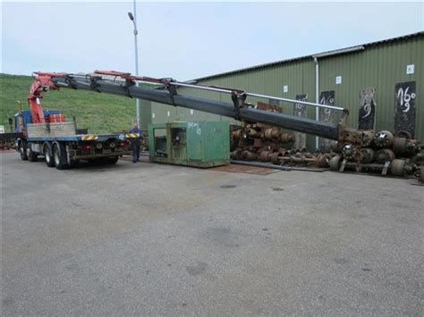 f460 for sale fassi f460 26 mobile crane from netherlands for sale at