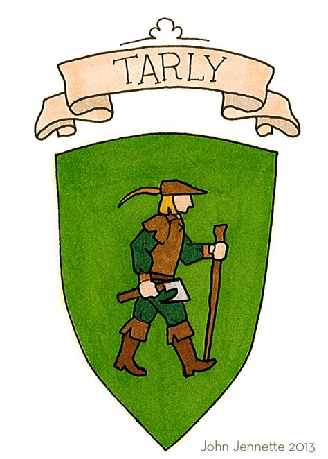 House Tarly by Jennette House Tarly Horn Hill In Battle