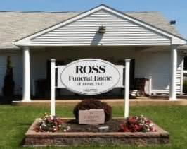 ross funeral home of akron llc akron ny legacy