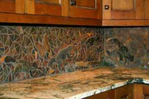 Backsplash Mosaic Designs by African American Art Tile By Artist Eric Rattan