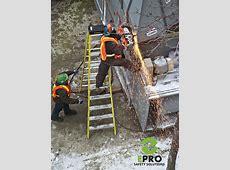 #EPROSafety #Unsafe #Fail #Ladder #SafetyFail #Safety ... Unsafe Ladder Safety