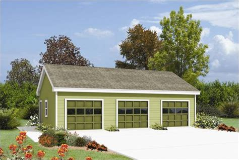 Three Car Garage Plans Building 3 Car Garages | belle grande 3 car garage plans