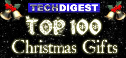 top 100 christmas presents 2008 70 to 66 tech digest