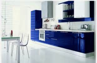 blue and white kitchen ideas dadka modern home decor and space saving furniture for small spaces 187 white and blue kitchen