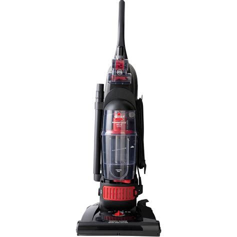 bissell bagless upright vacuum cleaner powerforce turbo floor carpet cleaning ebay