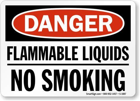 fuel storage no smoking sign osha danger sku s 1846 osha flammable storage best storage design 2017