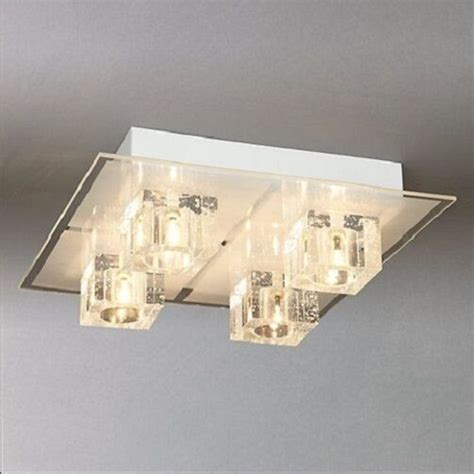 lewis spectra colour changing ceiling light square