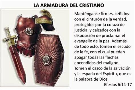 guerra espiritual armadura de un guerrero la armadura del cristiano mundo b 237 blico el estudio de