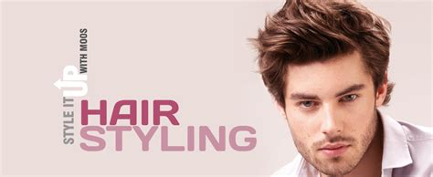 hairstyle banner design home moossalon hair dressing