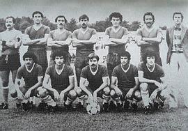 rosa pavia calcio football club avezzano 1980 1981