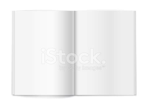 blank magazine spread template blank magazine template for design stock photos freeimages
