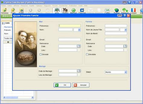 tree builder myheritage family tree builder software informer family photos