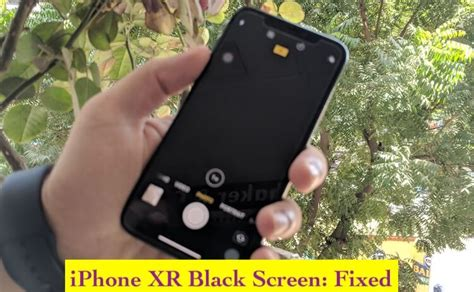 iphone xr camera black screen issues freeze  launch