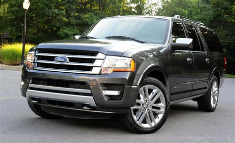 ford expedition platinum car and driver