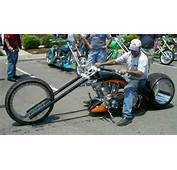 AWESOME CUSTOM CHOPPER