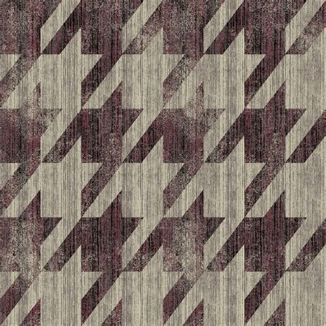 durkan print menaj  tweed pattern rugs  carpet
