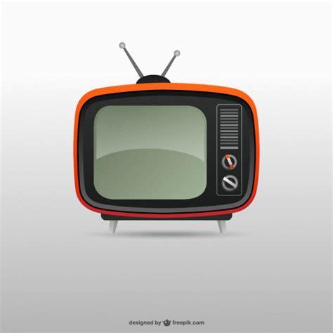 tv free retro tv vector free