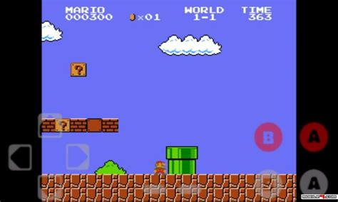 mario bros for android android apk mario bros fc android mobile9