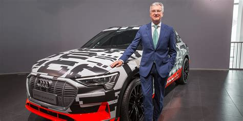 Audi Vorsprung 2020 Plan by Audi Presents Electric Strategy Plan For 2025 Electrive