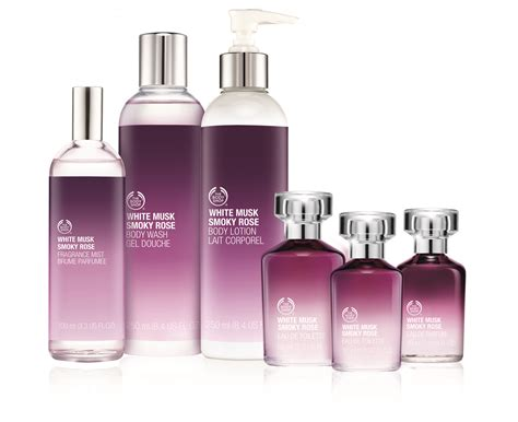 White Musk For By Bodyshop white musk smoky range from the shop knows dubai