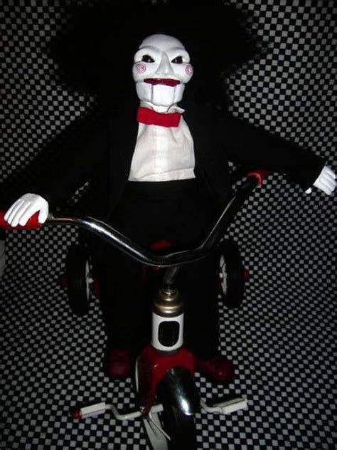 Love Dolls Jigsaw | frightening movie marionettes jigsaw doll