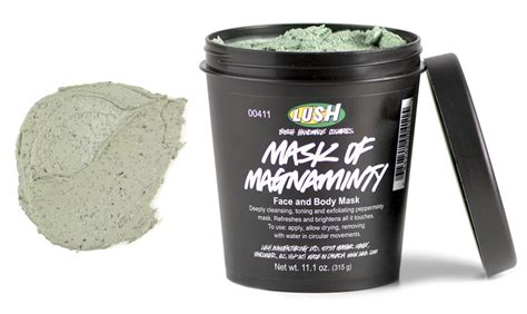 lush mask of magniminty review lush mask of magnaminty this is meagan kerr
