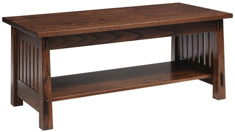 Up To 33 Country Mission - up to 33 country mission coffee table amish outlet