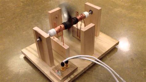 Handmade Electric Motor - nick s handmade electric motor