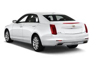 Cadillac Cts Rwd Image 2016 Cadillac Cts 4 Door Sedan 3 6l Luxury