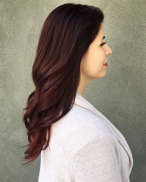 50 sweetest chocolate brown hair colors designs and chic hair ideas