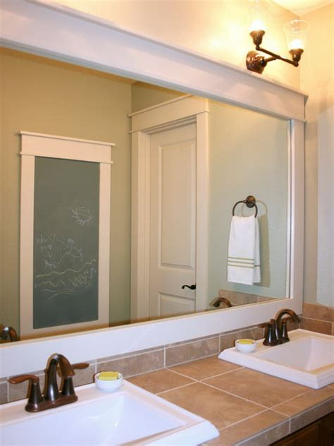 double wide bathroom mirror make your bathroom instantly look bigger with 16 amazing