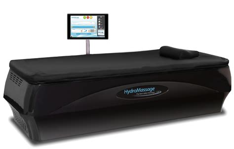 hydromassage chiropractic therapeutic benefits