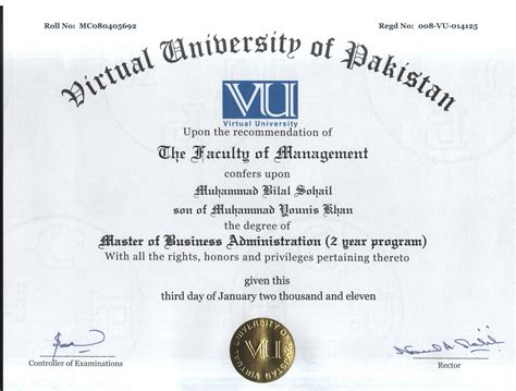Marketing Management Degree Mba by Vu Bright One Serious Issue About Mba Degree Should