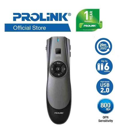 Wireless Presenter Prolink Pwp102g prolink mouse keyboard wireless router ethernet switch lcd monitor