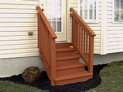 cover concrete steps  removable wood step