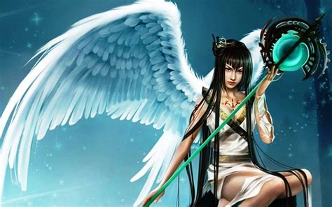 angel wallpaper abyss angel wallpaper and background image 1280x800 id 191957