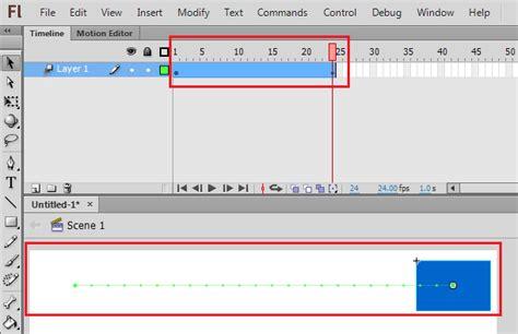Pasti Bisa Belajar Sendiri Adobe Flash Pro Cs6 membuat motion tween di adobe flash cs 6