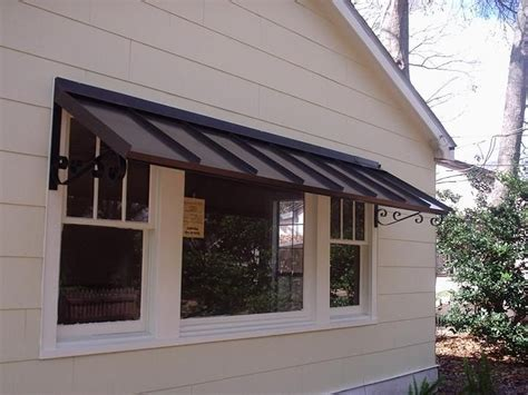 best 25 window awnings ideas on metal window