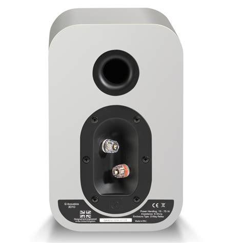Q Acoustics 3010 Bookshelf Speakers   Norvett Electronics