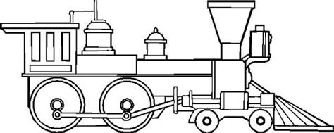 drawing of steam train locomotive coloring page color luna