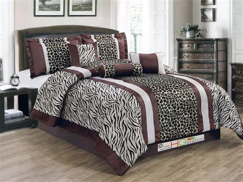 giraffe print comforter giraffe print bedding from sears com