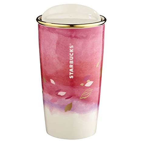 Grande Tumbler Pink 350ml pink tumbler starbucks cherry new blossom limited japan mug 2016 oz 12oz