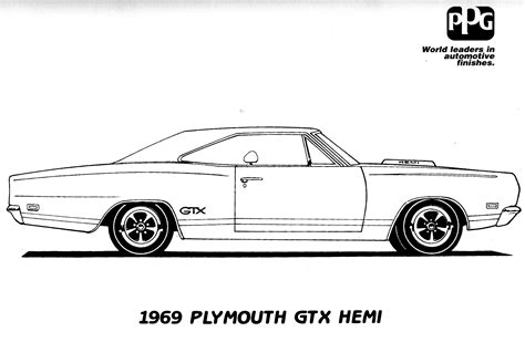 printable coloring pages of muscle cars muscle car coloring pages to download and print for free