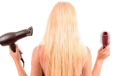 Hair Dryer Hacks 16 hair drying hacks for the most blowout