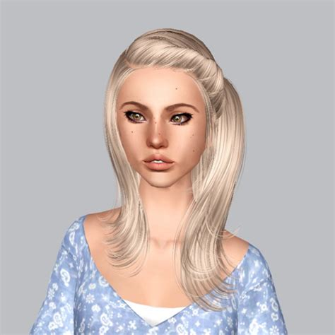 The Sims 3 Hairstyles by Sc3h 1098 Hairstyle The Sims 3 Catalog