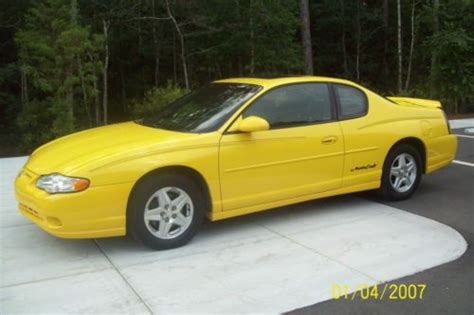 2002 monte carlo ls service and repair manual download manuals a purchase used 2002 monte carlo ls w ss apearence package in murrells inlet south carolina