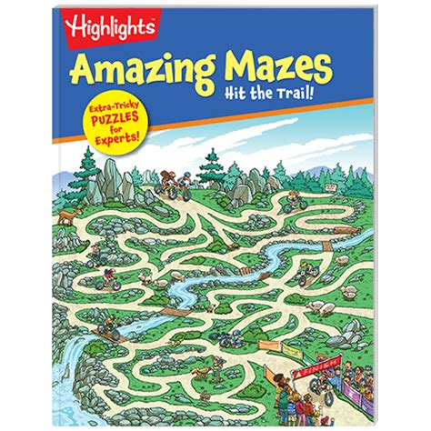 amazing mazes puzzle book 2 maze books for adults selena amazing mazes expert 2 book set highlights for children