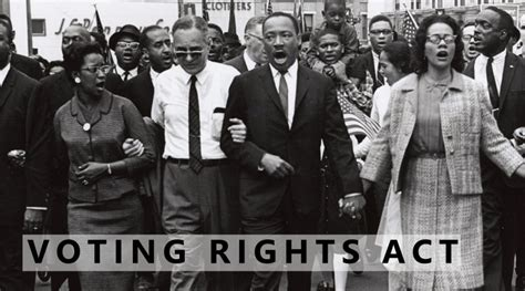 Voting Rights Act Of 1965 Pictures wdkx