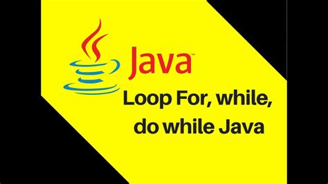 java tutorial video lectures 5 6 loop for while do while java tutorial part 10