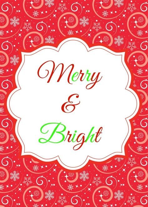 merry bright christmas printables for framing 502 best christmas subway word art printables images on